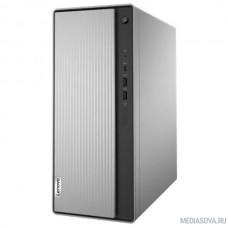 Системный блок Lenovo [90NA005CRS] IdeaCentre 5 14IMB05/Intel Core i3-10100 3.6GHz Quad/8GB/256GB SSD/Intel HD Graphics 630/DVD+/-RW/WiFi/BT5.0/CR/NO KB/NO MOUSE/DOS/1Y/GREY