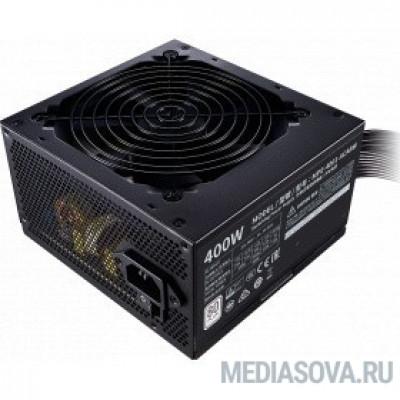 Блок питания Power Supply Cooler Master MWE White, 400W, ATX, 120mm, 6xSATA, 1xPCI-E(6+2), APFC, 80+ White