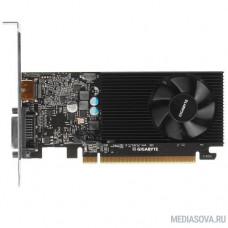 Gigabyte GV-N1030D4-2GL RTL nVidia GeForce GT 1030 2048Mb 64bit DDR4 1177/2100 DVIx1/HDMIx1/HDCP low profile