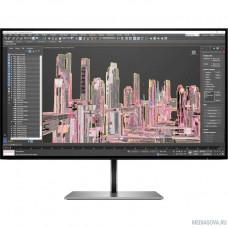 LCD HP 27'' Z27u G3 Чёрный IPS 2560x1440 60Hz 5ms 350cd 1000:1 178/178 8bit(6bit+FRC) HDMI2.0 DisplayPort1.3 4xUSB3.2 USB-C(PD 100W) RJ45 VESA [1B9X2AA]