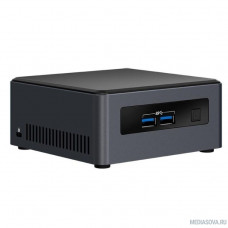 Intel NUC BKNUC8I3PNH Intel Core i3-8145U, 3.9 GHz Turbo, DDR4-2400 SODIMM (up to 32Gb max), VGA Intel UHD Graphics 620 (USB-C(DP1.2)+2xHDMI 2.0a)