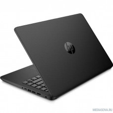 HP 14s-dq0042ur [3B3L3EA] Jet Black 14