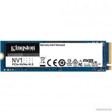 Kingston SSD 1Tb M.2 SNVS/1000G NV1 M.2 2280 NVMe