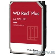 10TB WD Red Plus (WD101EFBX) Serial ATA III, 7200- rpm, 256Mb, 3.5