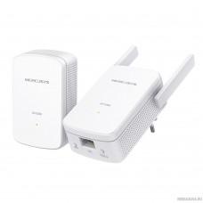 Mercusys MP510 KIT AV1000 Комплект гигабитных Wi-Fi адаптеров Powerline