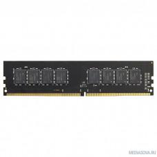 AMD RADEON DDR4 UDIMM 1.2V 4Gb R744G2400U1S-U 2400MHz