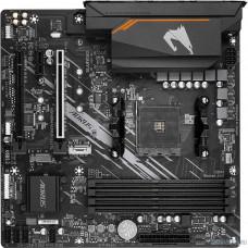 Gigabyte B550M AORUS ELITE Soc-AM4 AMD B550 4xDDR4 mATX AC`97 8ch(7.1) GbLAN RAID+DVI+HDMI