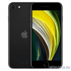 Apple iPhone SE 128GB Black [MHGT3RU/A] (New 2020)