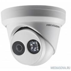 HIKVISION DS-2CD2323G0-I (4mm) Видеокамера IP цветная корп.:белый