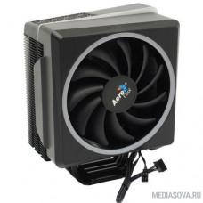 Cooler Aerocool Cylon 4 145W / ARGB / PWM / Intel 115*/775/2066/2011/AMD / Heat pipe 6mm x4