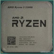 CPU AMD Ryzen 3 2200GE OEM