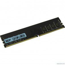 NCP DDR4 DIMM 8GB  PC4-19200, 2400MHz NCPK14AUDR-24M26