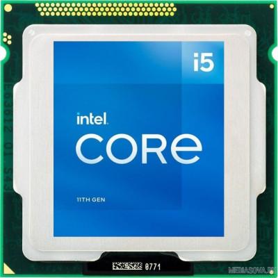 Процессор CPU Intel Core i5-11600 Rocket Lake OEM 2.8GHz, 12MB, LGA1200