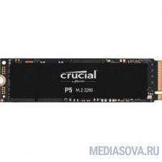 Crucial SSD 1000GB P5 M.2 NVMe PCIEx4 80mm Micron 3D NAND  3400/3000 MB/s CT1000P5SSD8