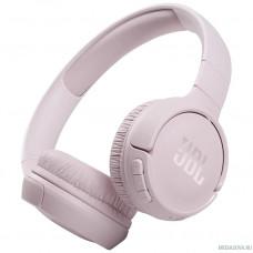 Гарнитура накладные JBL T510BT розовый беспроводные bluetooth оголовье (JBLT510BTROS)