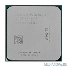 CPU AMD A10 9700 OEM Multipack (+ кулер) 3.5-3.8GHz, 2MB, 45-65W, Socket AM4