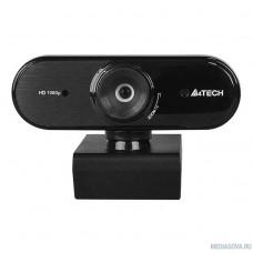 Web-камера A4Tech PK-935HL черный, 2Mpix, 1920x1080, USB2.0, с микрофоном [1407220]