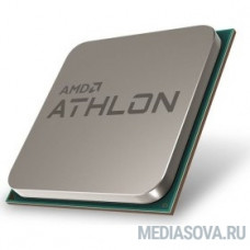 CPU AMD Athlon 300GE OEM (YD30GEC6M2OFH) (3.4GHz,5MB,35W,AM4) tray, with Radeon Vega Graphics