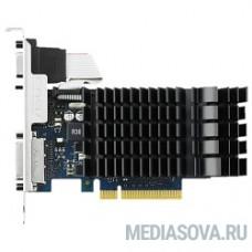 ASUS GT730-SL-2GD5-BRK RTL 2Gb, GDDR5, GT730, 64bit, HDCP, D-Sub, DVI, HDMI, PCI-E