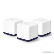 Mercusys Halo H50G(3-pack) AC1900 Домашняя Mesh Wi-Fi система